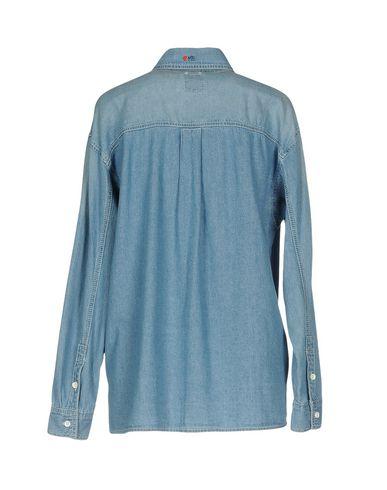 Sjyp Denim Shirt billig amazon 6fPRvSv8B