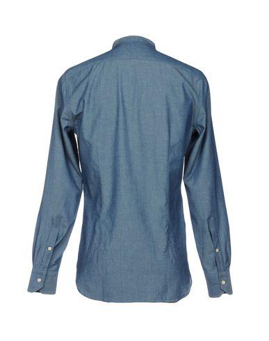 Borsa Denim Shirt billig salg forsyning uttak billigste pris oppdatert OHQ9wT3Zt