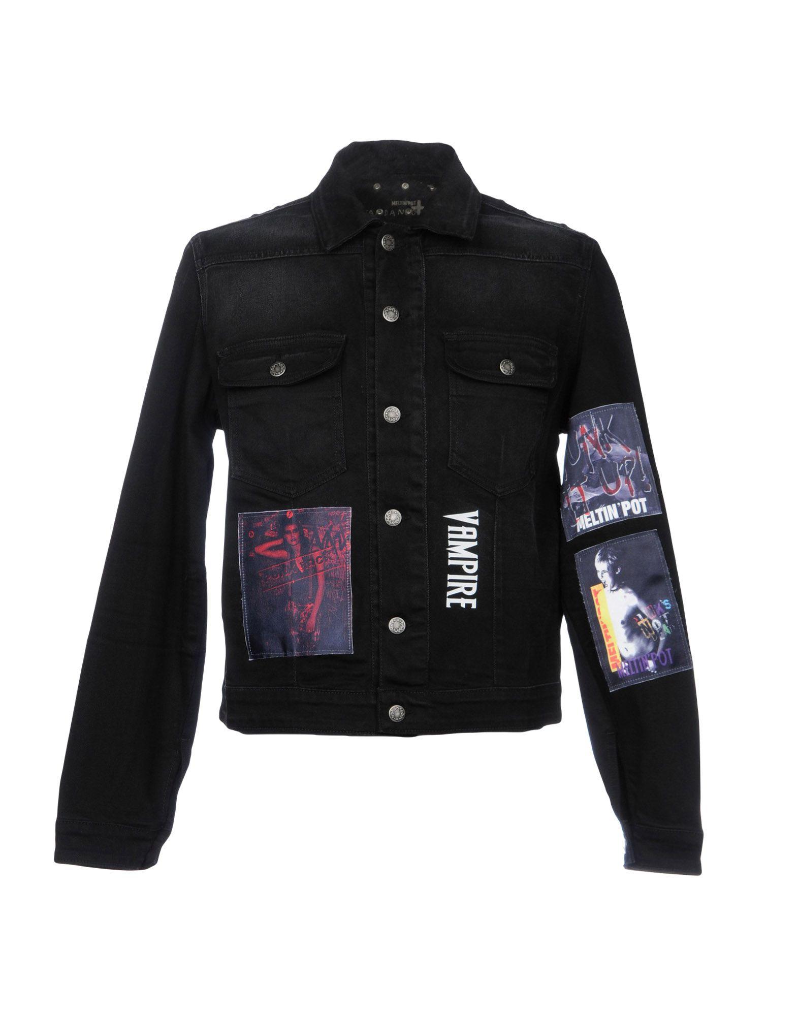 Giubbotto Jeans Meltin Pot Uomo - Acquista online su