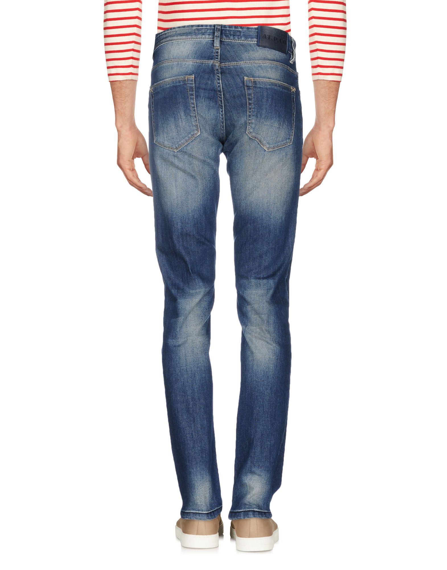 Pantaloni Jeans At.P.Co At.P.Co Jeans Uomo - 42643823GF e74324