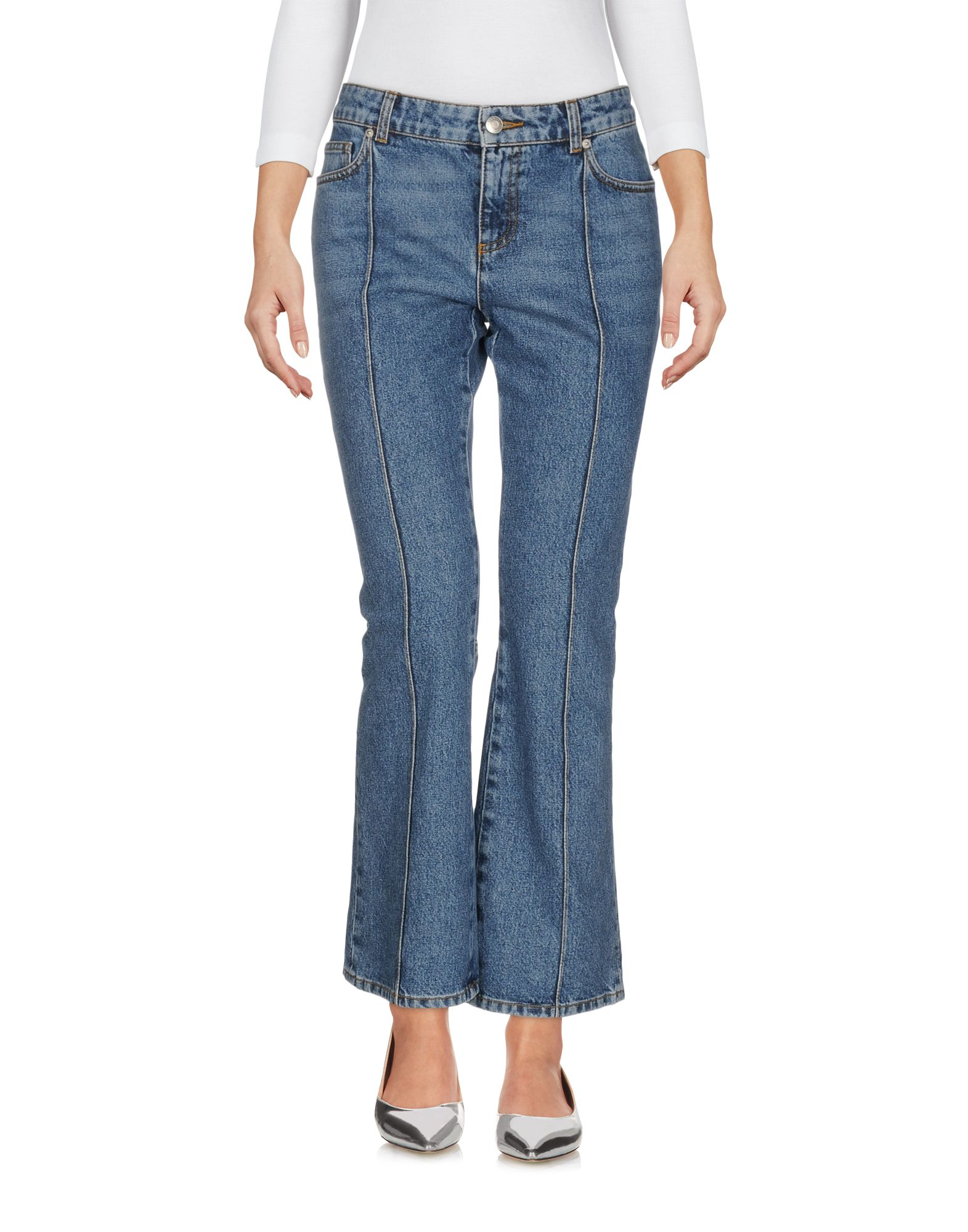 Pantaloni Jeans Alexander Mcqueen donna - 42643898IF 42643898IF