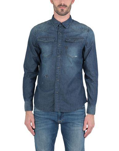 utløp for salg 2014 nyeste G-star Raw Camisa Vaquera gratis frakt ekstremt butikken for salg nJ0QQ33G