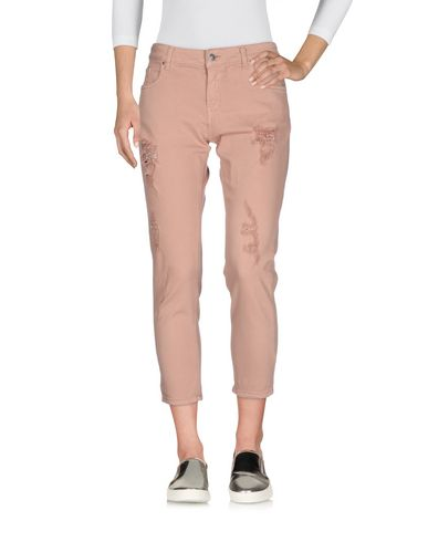 più amato d960d 5d4cb Pantaloni Jeans Vicolo Donna - Acquista online su YOOX - 42644705LJ