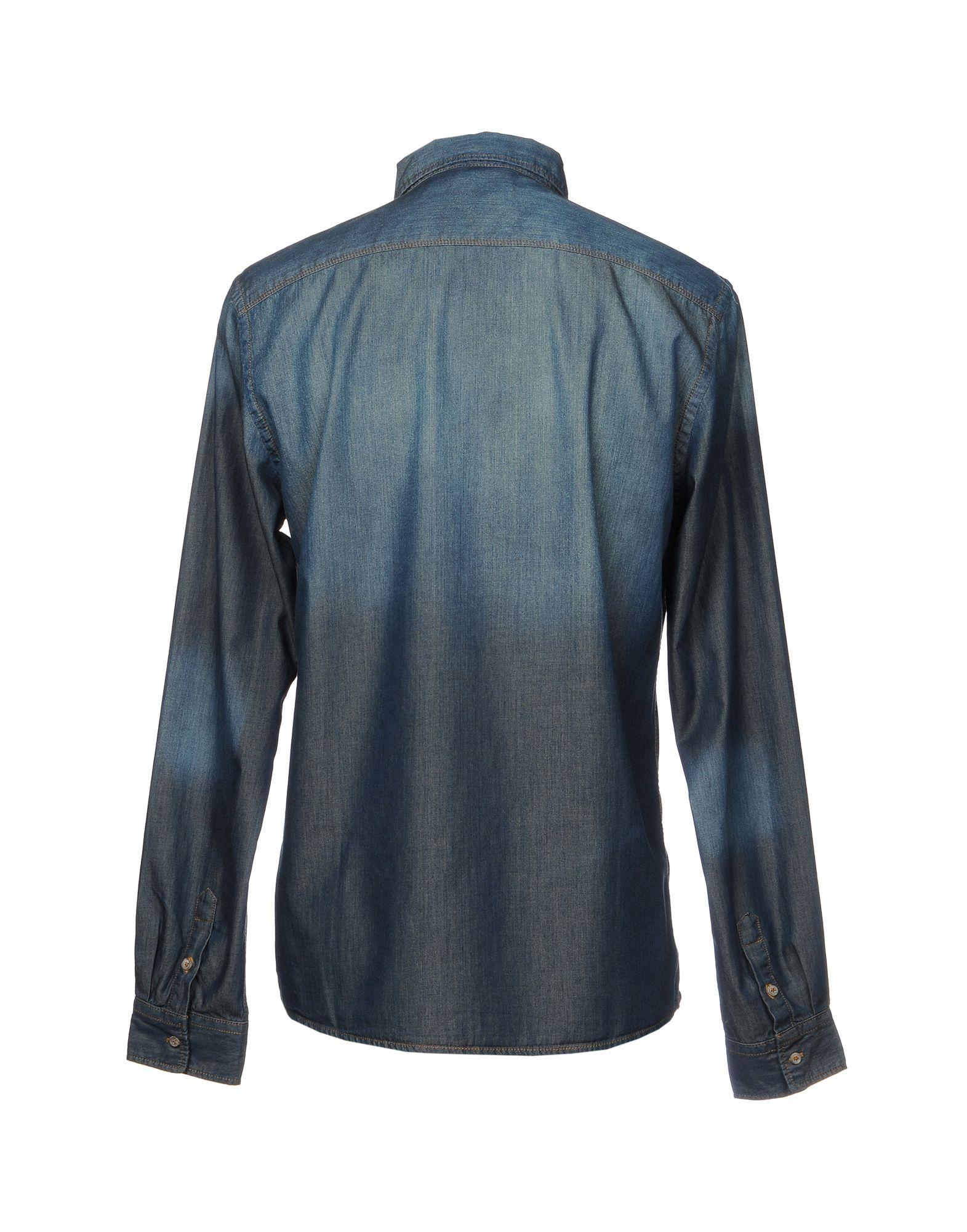 Camicia Jeans Jeans Jeans Sun 68 Uomo - 42645399IQ 423817