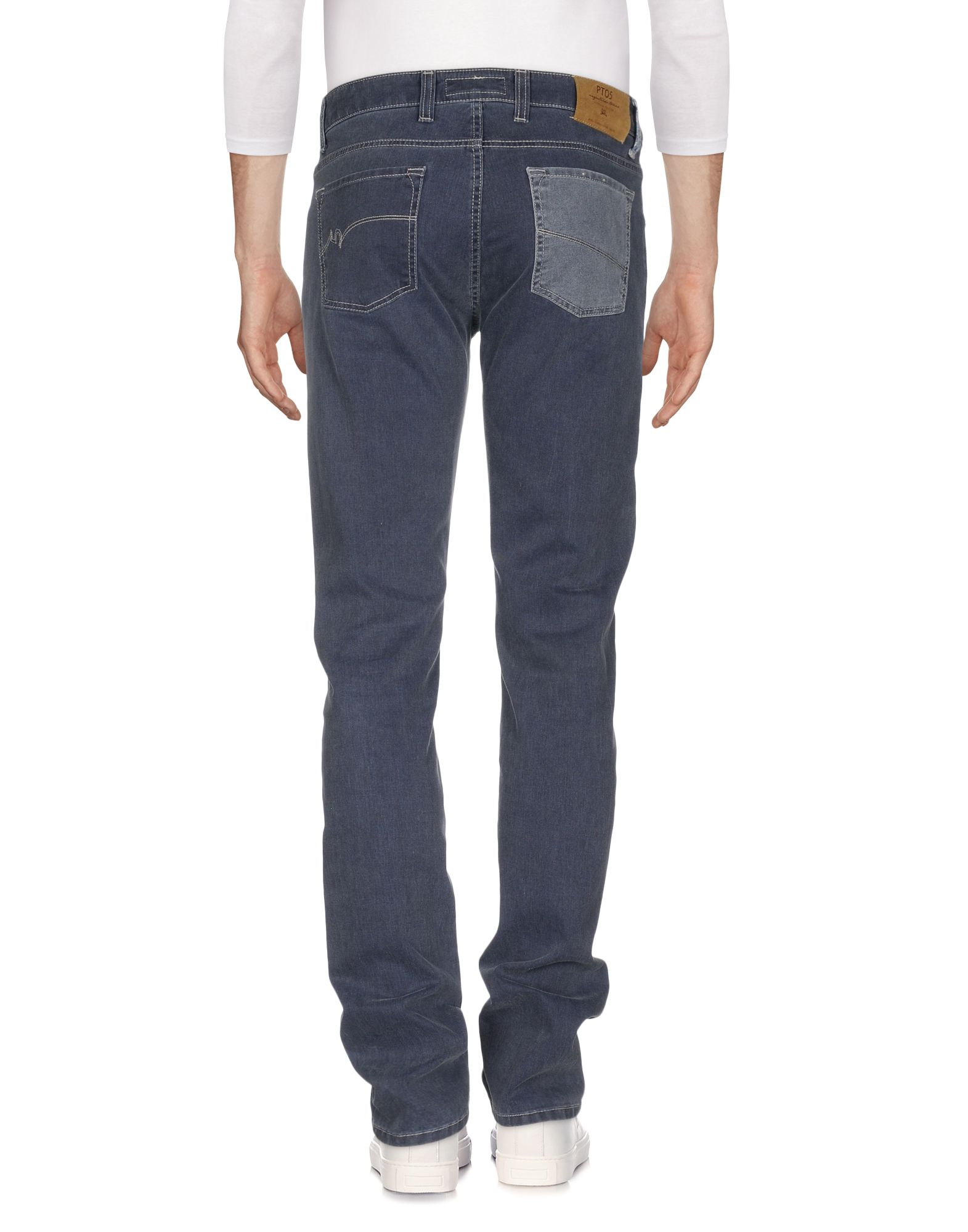 Pantaloni Jeans Pt05 Uomo Uomo Pt05 - 42645527IK 790890