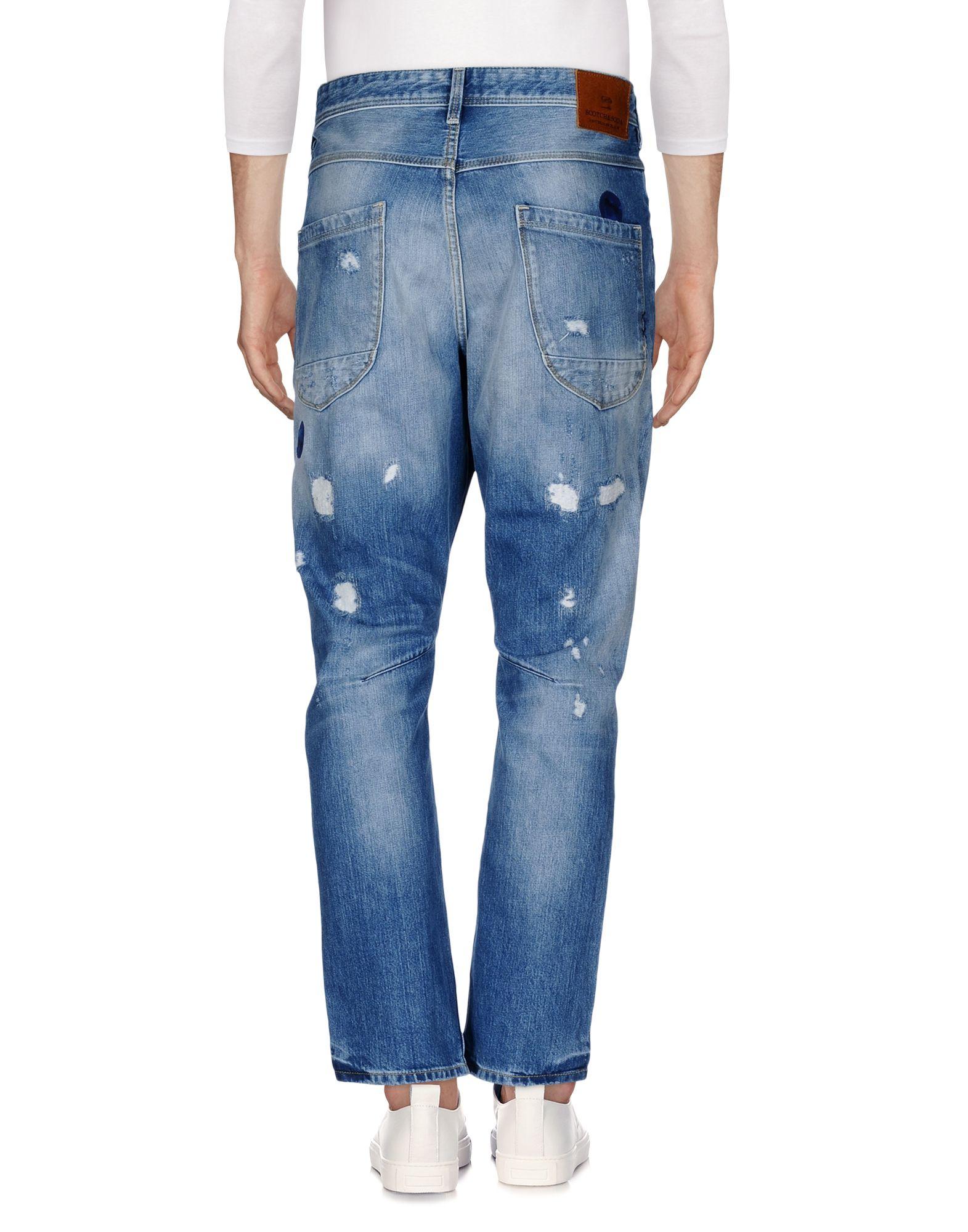 Pantaloni Jeans Scotch Scotch Scotch & Soda Uomo - 42645763VN edd999