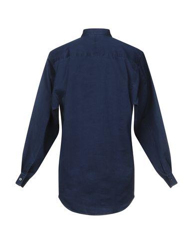 salg geniue forhandler Etudes Studio Denim Shirt billig salg perfekt rabatt kjøpet billig virkelig HYLOez