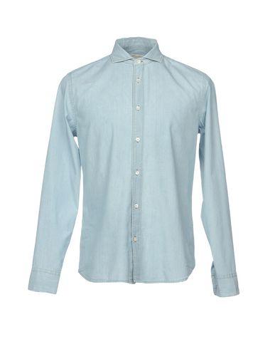 True Nyc. Sant Nyc. Camisa Lisa Camisa Lisa rabatt 2014 nyeste kjøpe billig tumblr rask ekspress txAHHx