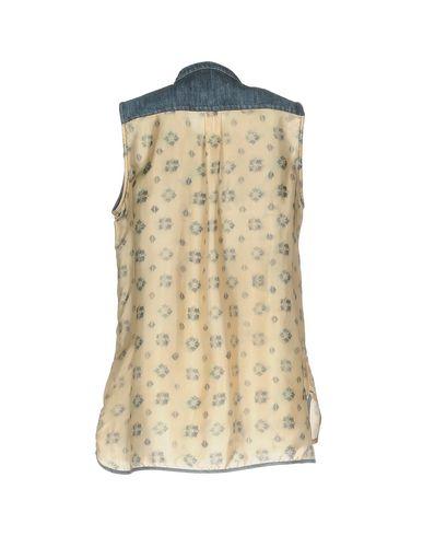 MANILA GRACE Camisa vaquera