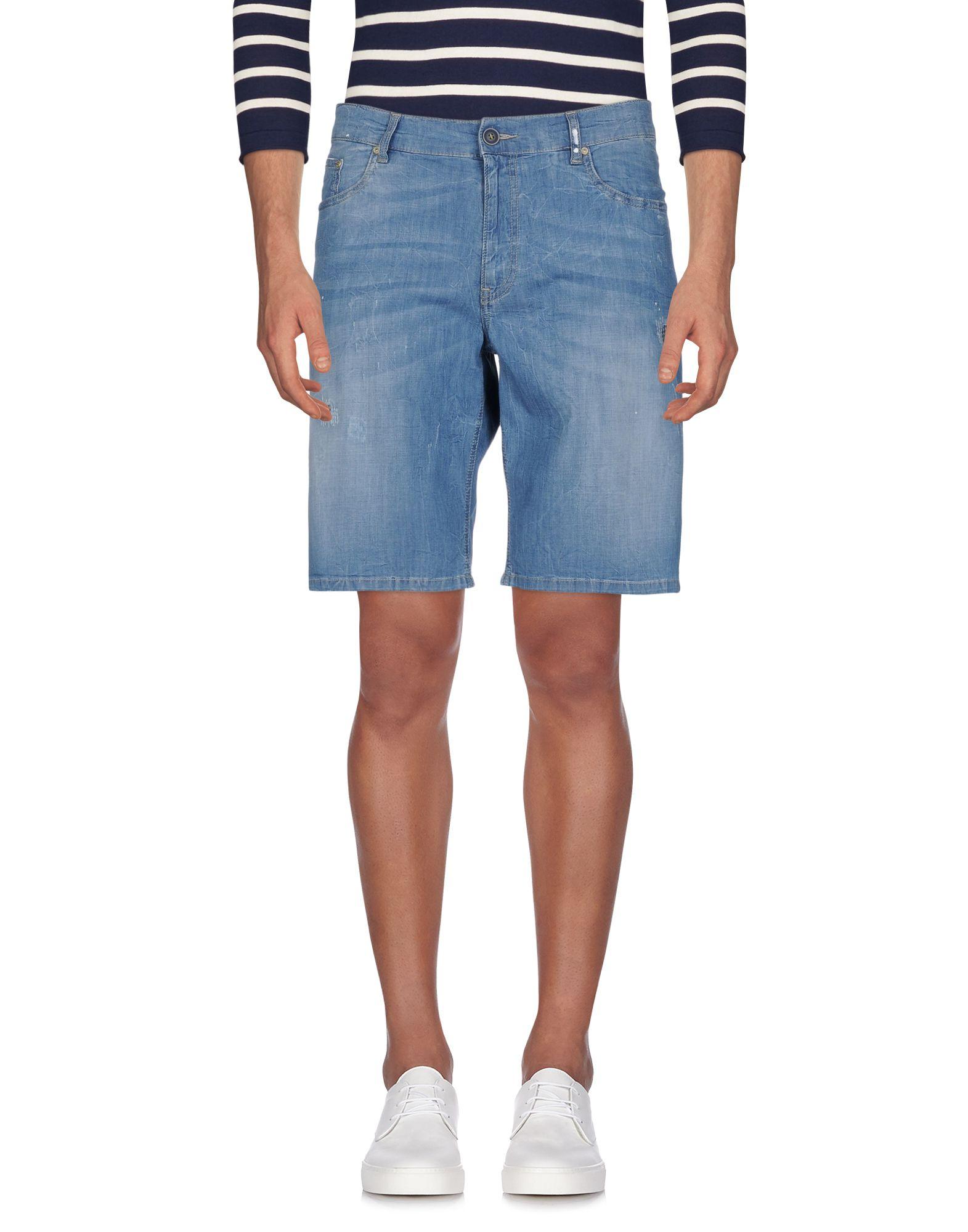 Shorts Jeans Daniele Alessandrini Uomo - - Uomo 42647647AS 9d2769