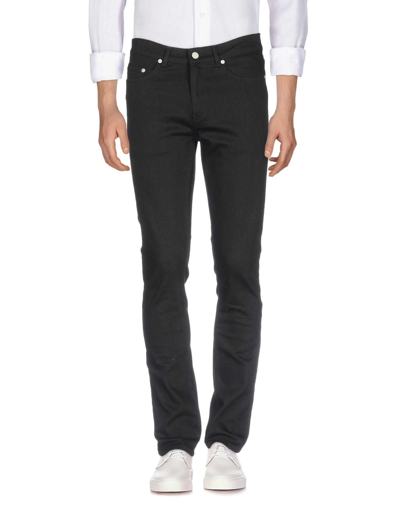 Pantaloni Jeans Wood Wood herren - 42647819AT