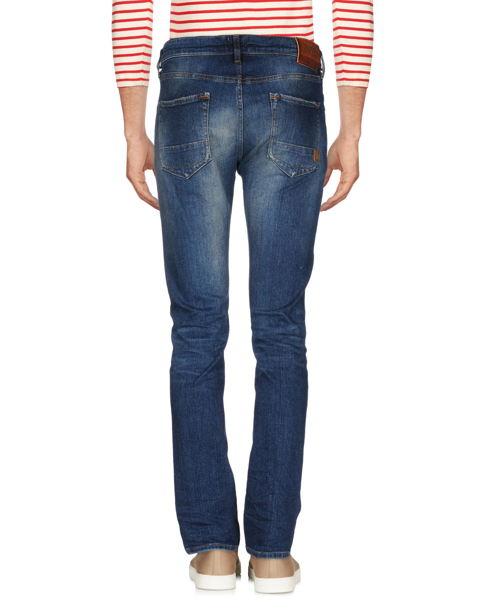 Pantaloni Jeans Uniform Uomo Uomo Uomo - 42647973MT 94e525