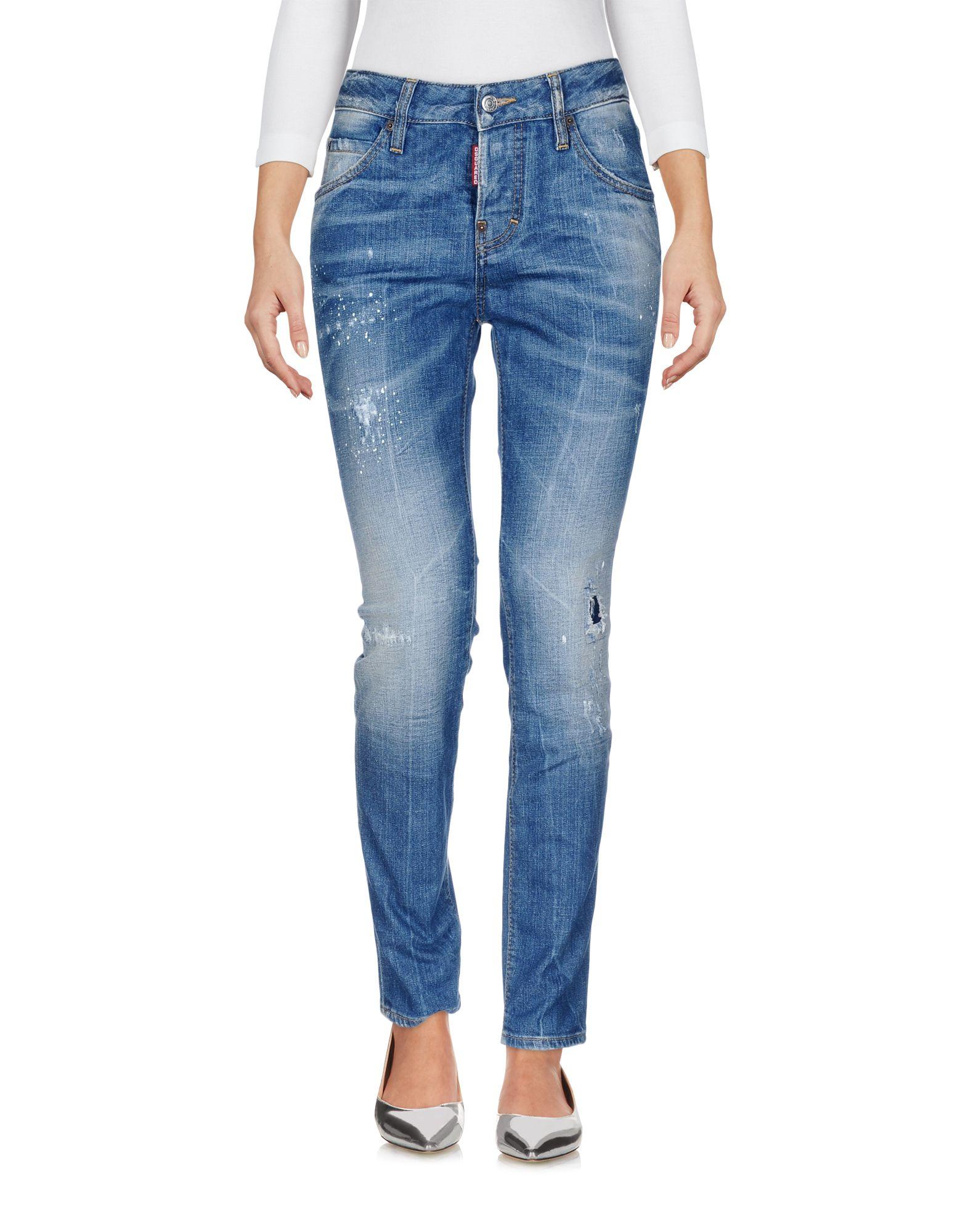 Pantaloni Jeans Dsquarot2 damen - 42648012MD