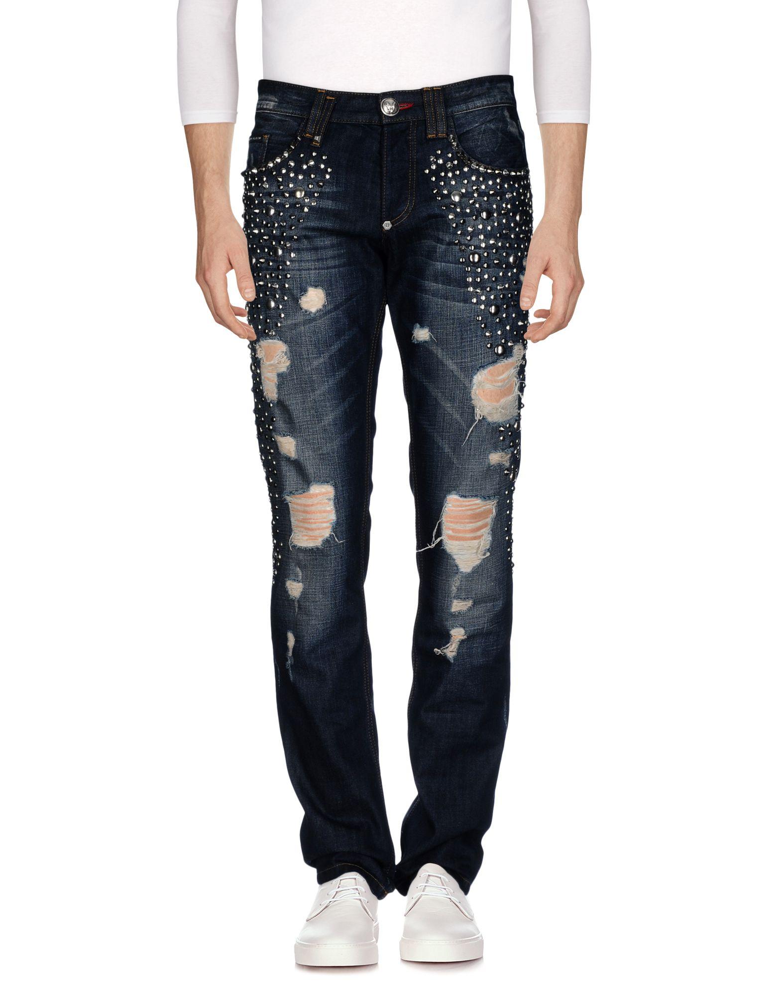 Pantaloni Jeans Philipp Plein Uomo - Acquista online su
