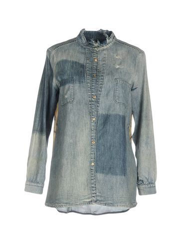 DENIM - Denim shirts Manila Grace Fast Delivery For Sale 5aO9ESs