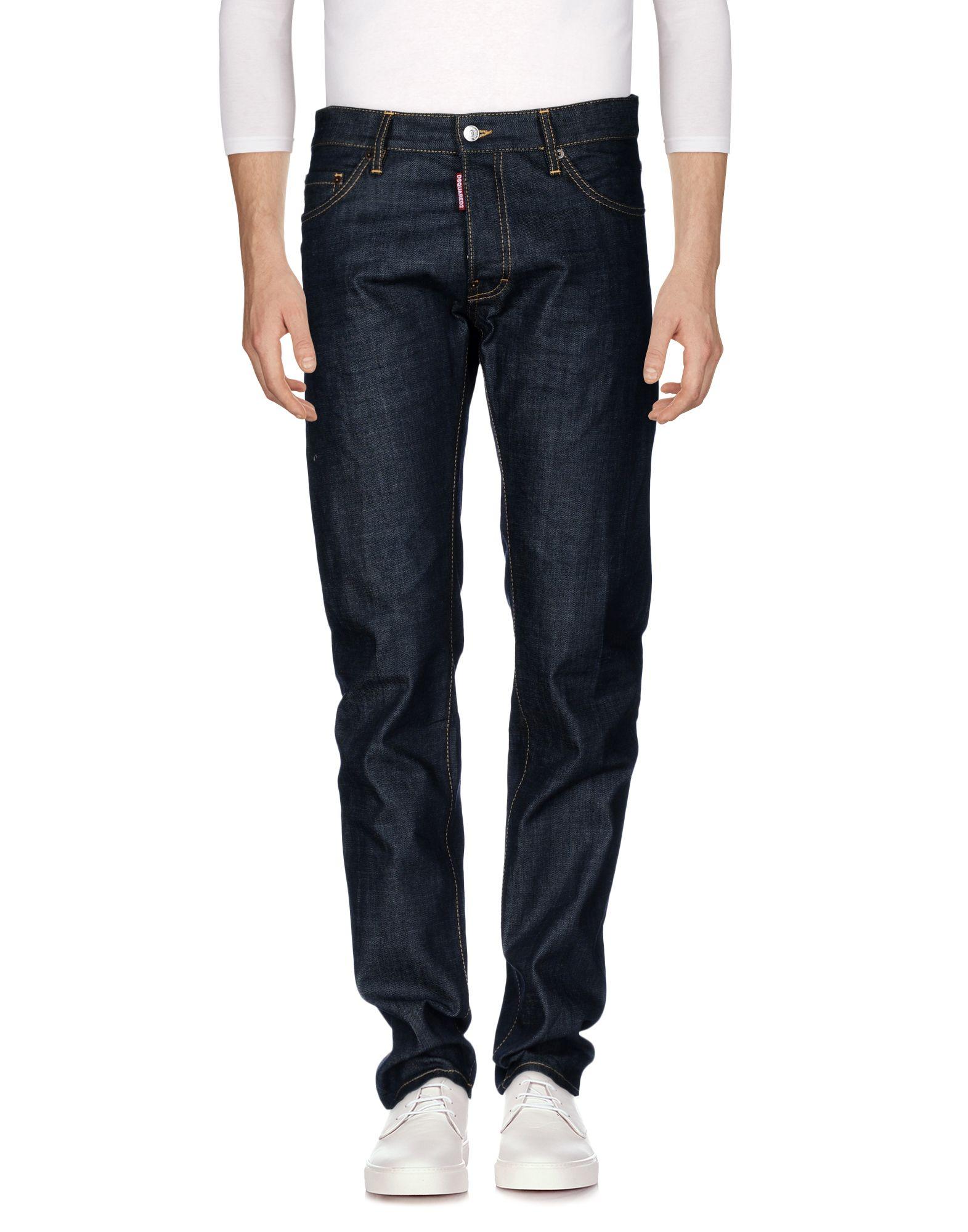 c62982edda Dsquared2 Pantaloni Jeans - Dsquared2 Uomo - YOOX
