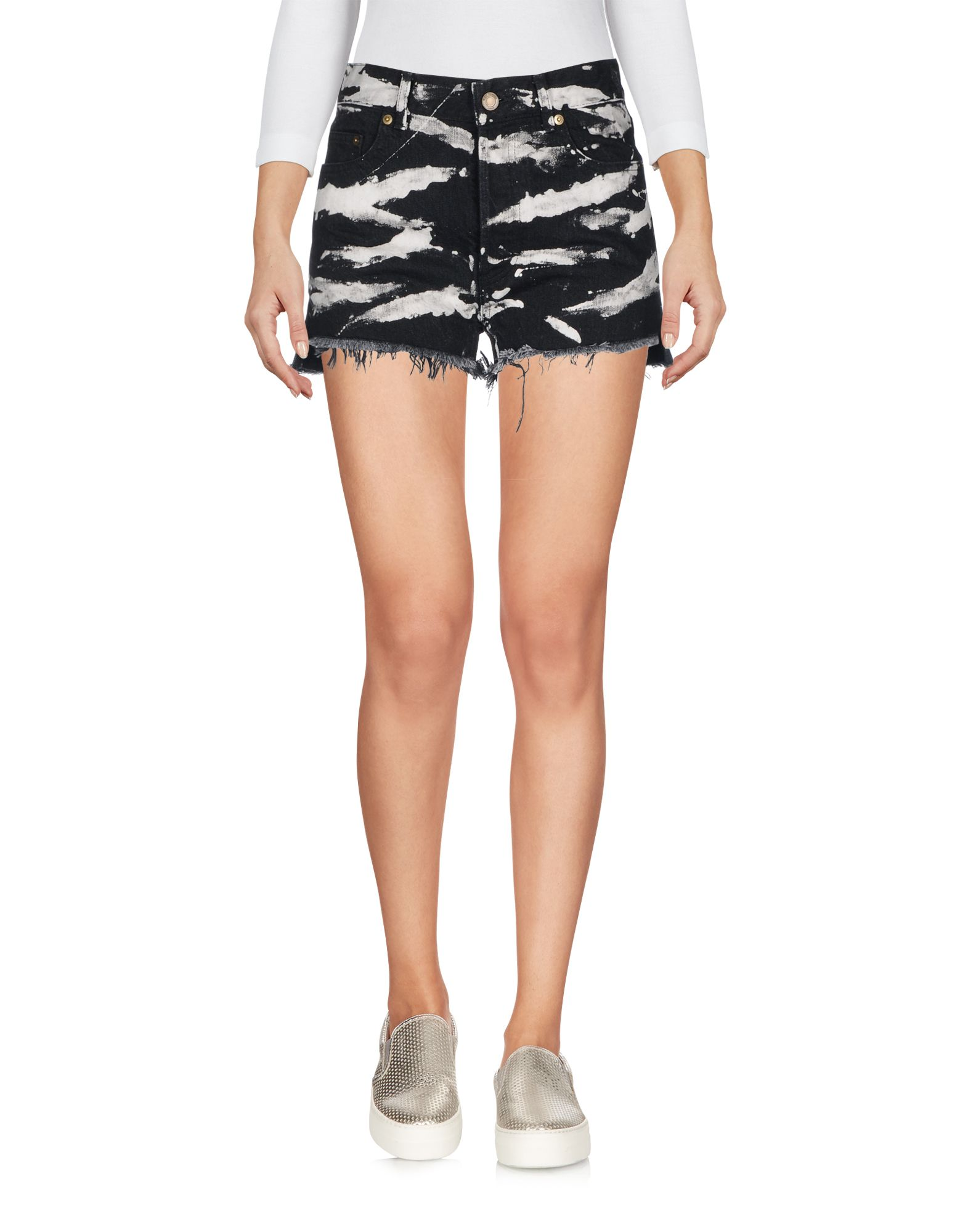 Shorts Jeans Saint Laurent Donna - Acquista online su SJqrEFc0Kk