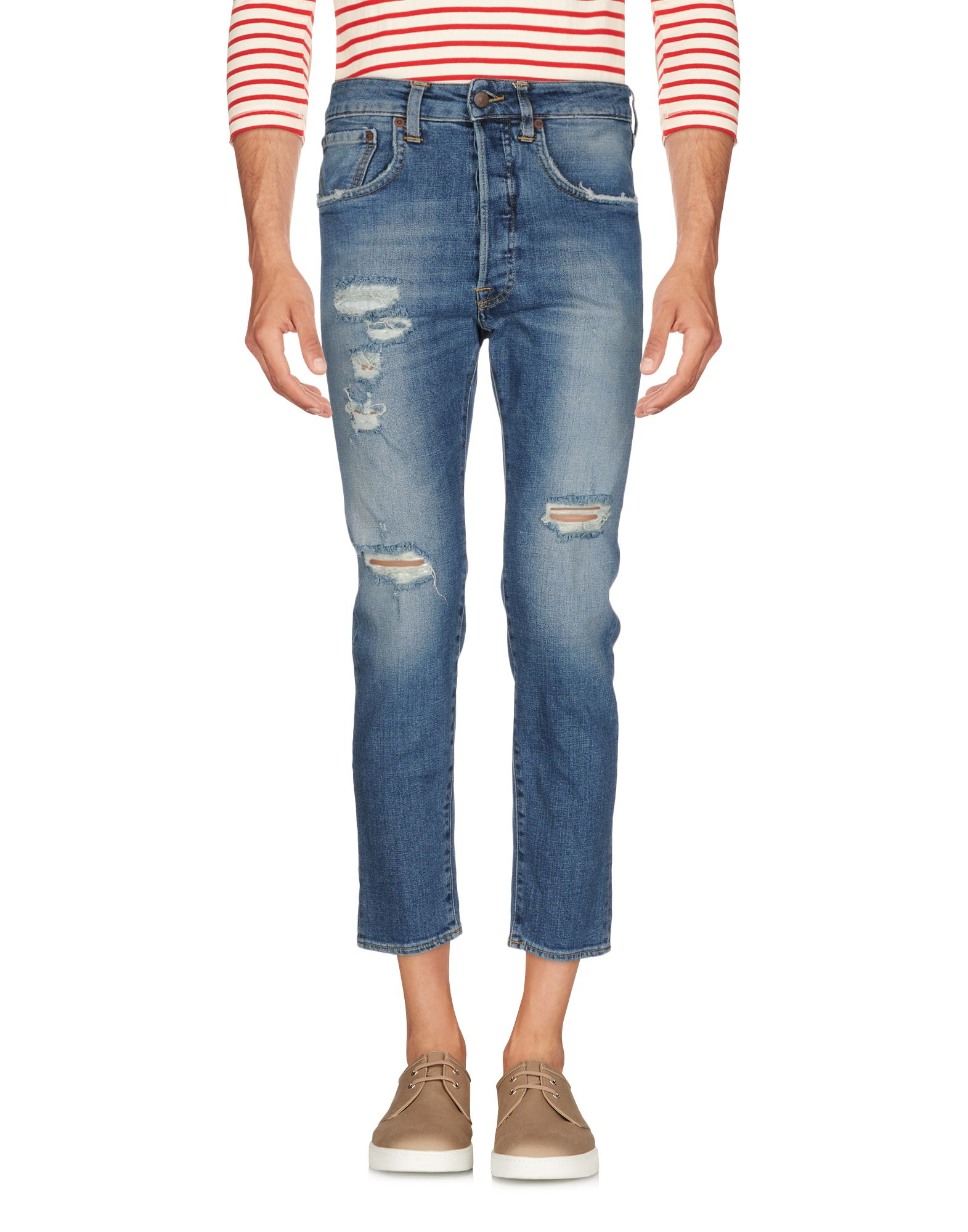Pantaloni Jeans Jeans Jeans (+) People Uomo - 42648789LB e36bb5