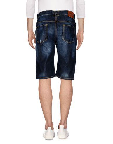 FRANKIE MORELLO Shorts vaqueros