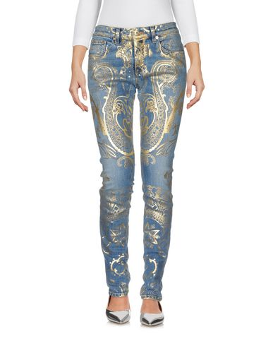 DENIM - Denim trousers Roberto Cavalli Discount Professional Cheap Popular Cheap Cost JqyPuWdyQ