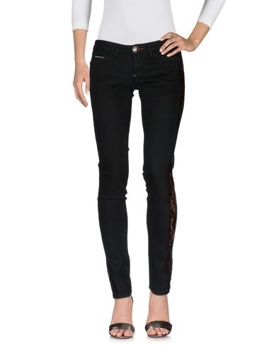 Philipp Plein Jeans gratis frakt Eastbay lav frakt billigste pris ebay billig online 9av79JE