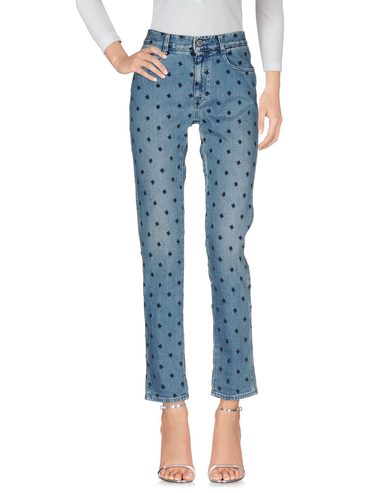 Pantaloni Jeans Stella Mccartney donna - - - 42649618XC 807