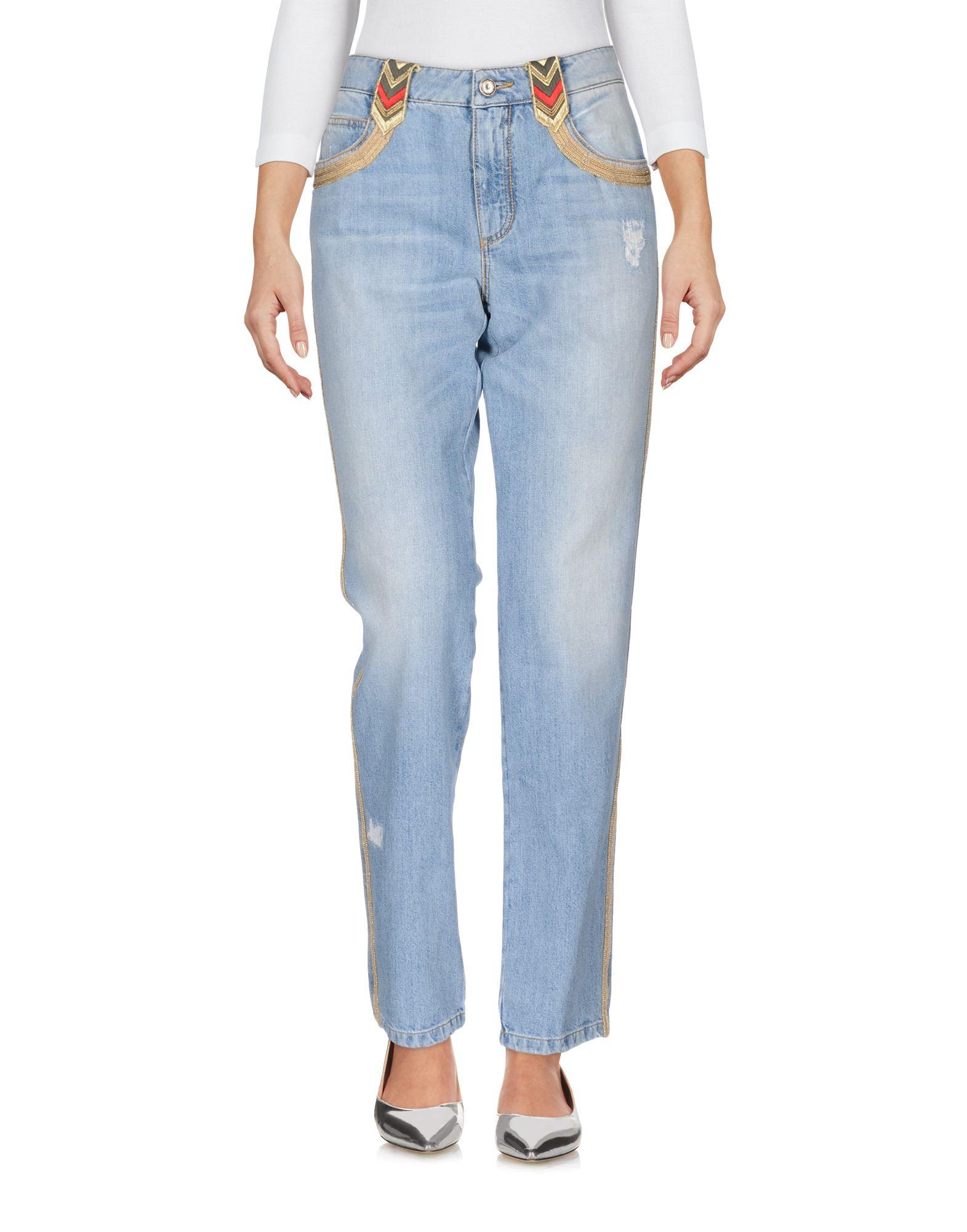 Pantaloni Jeans Jeans Ermanno Scervino donna - 42649754XI  ganz billig