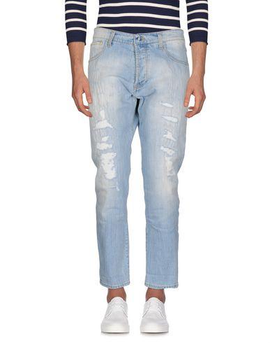 Denim - Pantalon En Denim Emporio Primo tgdQQ