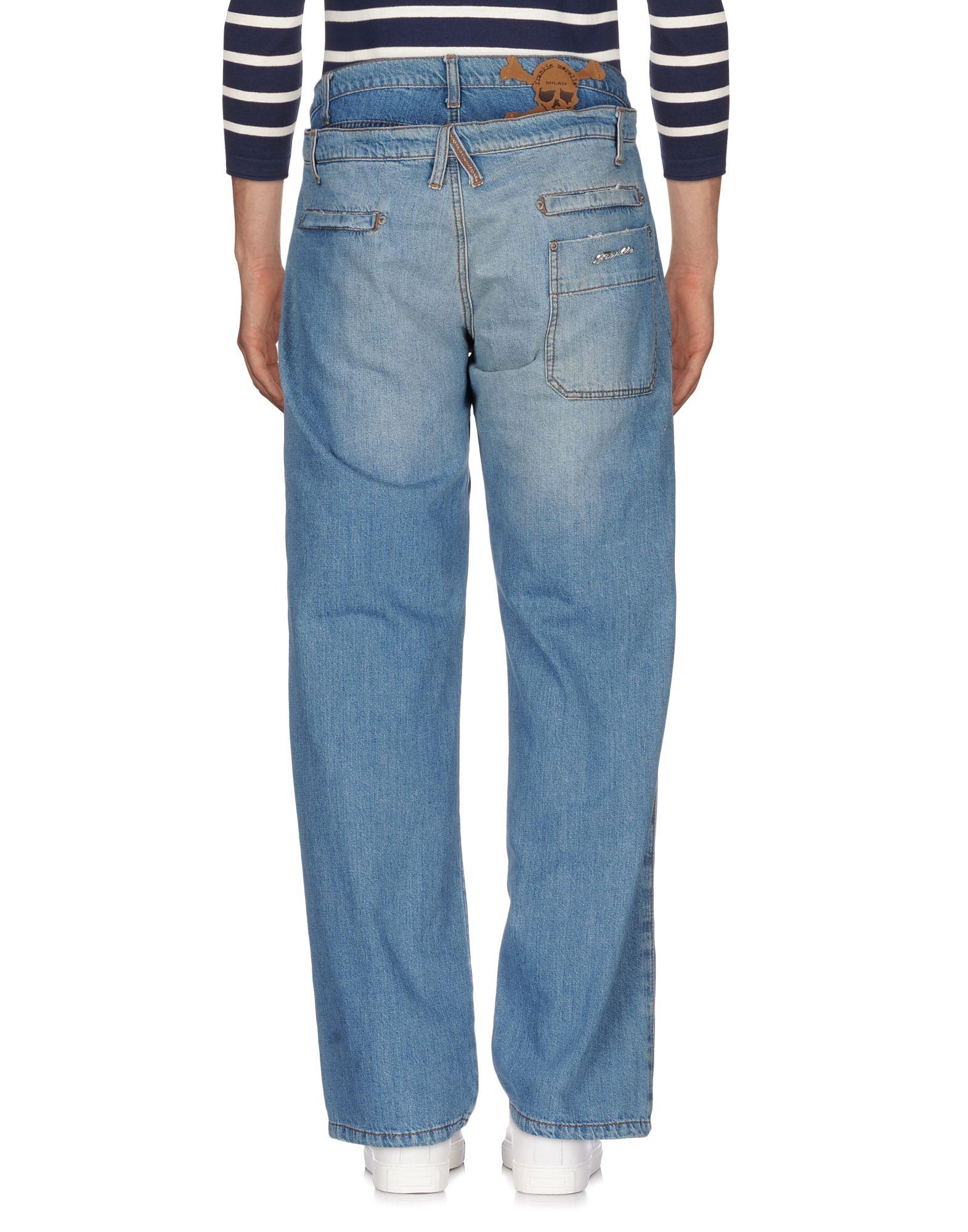 Pantaloni Jeans Frankie Morello Morello Frankie Uomo - 42649970XV ee02ea