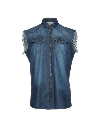 Autentisk Originale Vintage Stil Camisa Vaquera falske for salg iVWRBlgo
