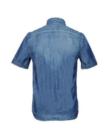SUPERDRY Camisa vaquera