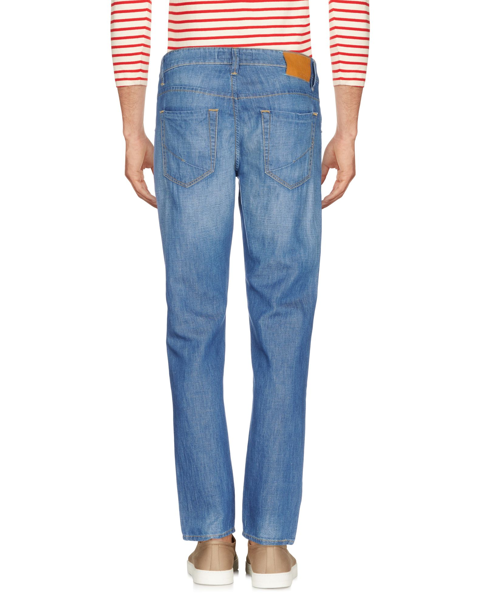 Pantaloni Jeans Siviglia Uomo 42650206XR - 42650206XR Uomo 692a3a