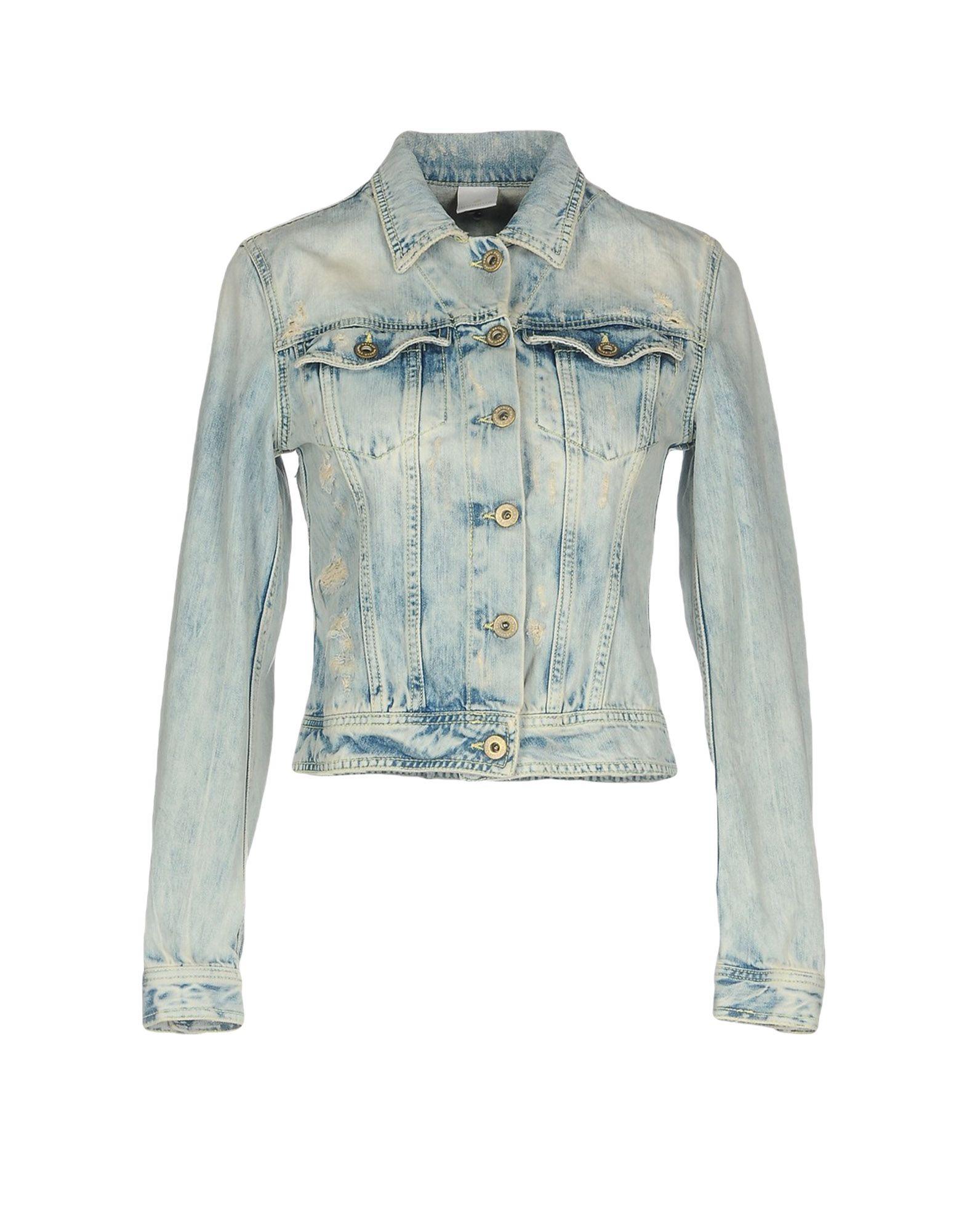 Giubbotto Jeans Dondup Donna - Acquista online su 0SkdHqi3EY