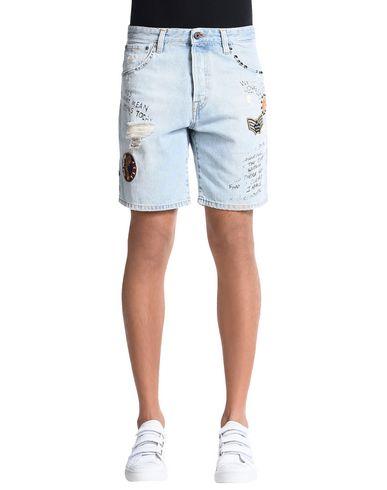 JUST CAVALLI Shorts vaqueros