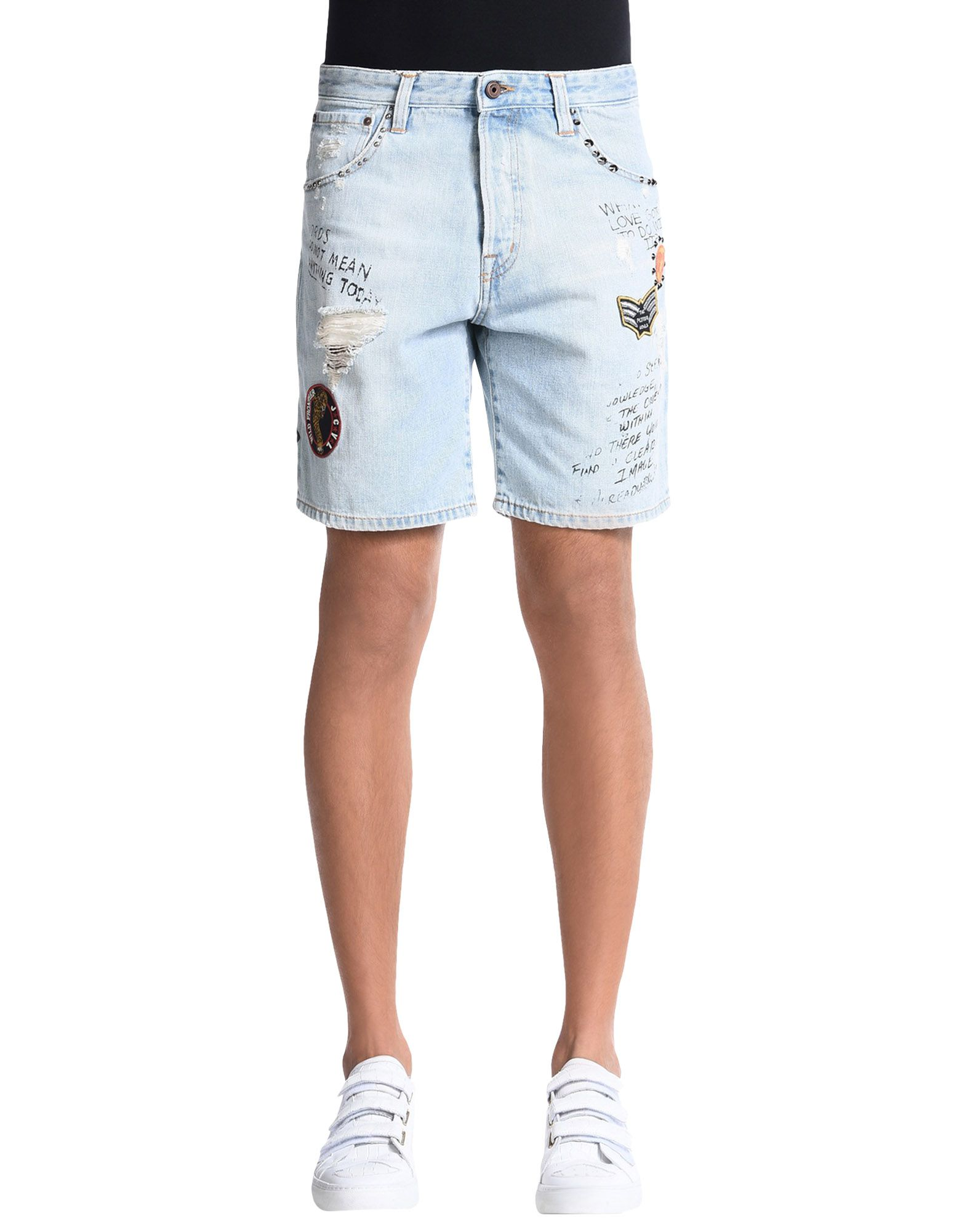 Shorts Jeans Just Cavalli Uomo - Acquista online su