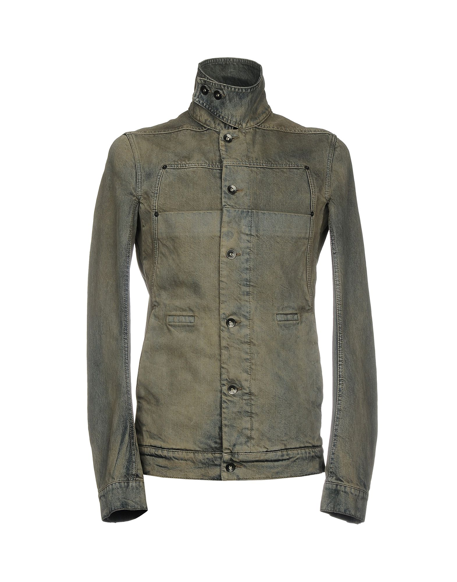 Giubbotto Jeans Drkshdw By Rick Owens Uomo - Acquista online su