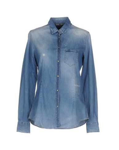 Free Shipping Really Discount Codes Clearance Store DENIM - Denim shirts MU Footaction Cheap Online dic4Jr7Fe