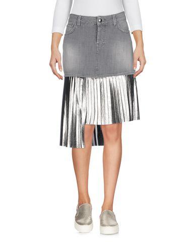 buy online c56a3 3b3a5 PINKO Denim skirt - Jeans and Denim | YOOX.COM