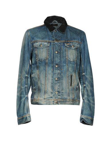 DIESEL - Giubbotto jeans