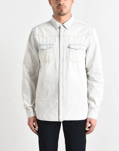 8 Denim Shirt ekte billig online billig veldig billig bilder RnZqY