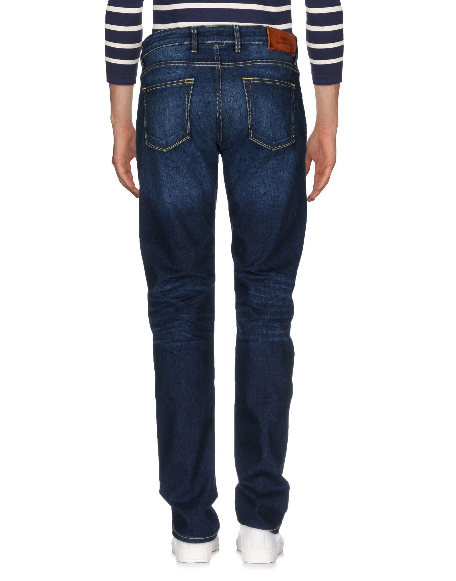 Pantaloni Jeans Jeans Jeans Pt05 Uomo - 42651733FI 719af2