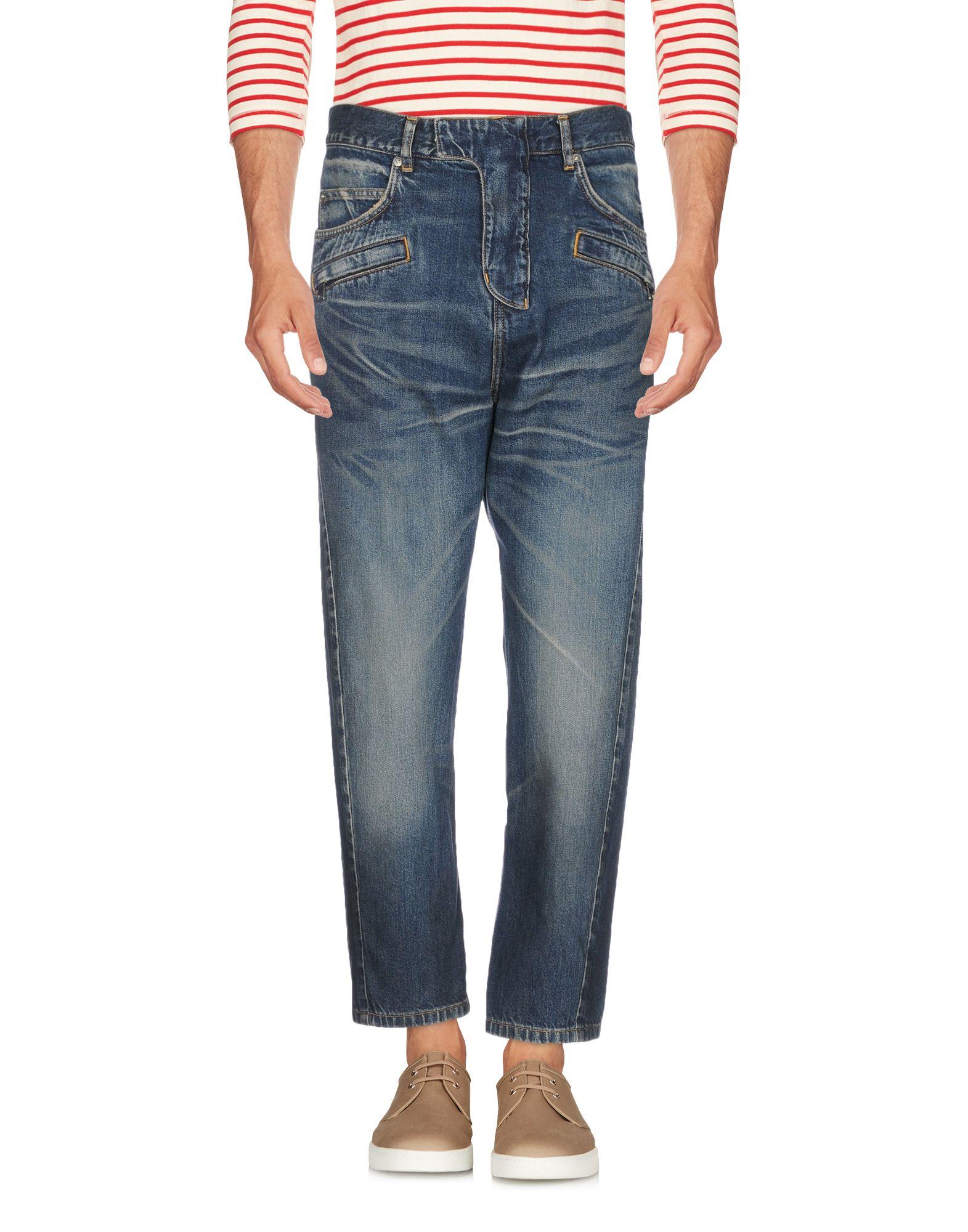 Pantaloni Jeans Balmain Uomo - Acquista online su
