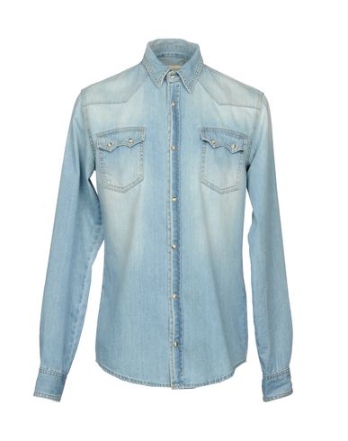 Low Price Fee Shipping DENIM - Denim shirts 2W2M Amazing Price For Sale ej2V1mZi