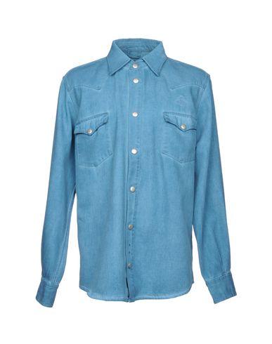 Vivienne Westwood Anglomania Camisa Vaquera gratis frakt beste gratis frakt eksklusive billig salg stikkontakt salg avtaler IjHcuwYp4N