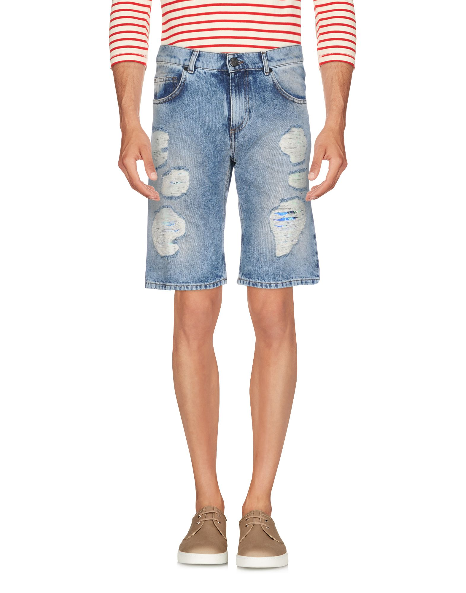 Shorts Jeans Versace Jeans Uomo - Acquista online su