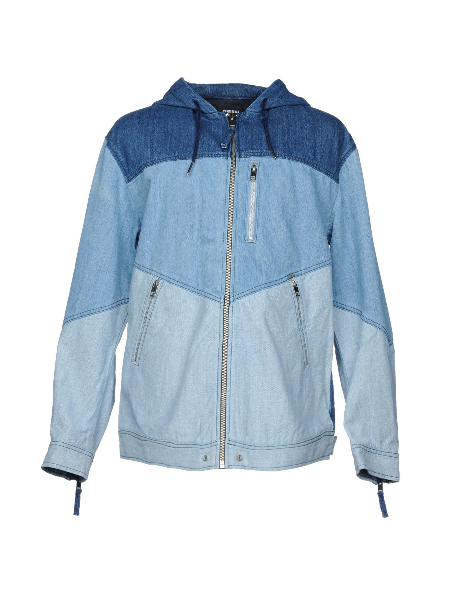 Giubbotto Jeans Diesel Uomo - Acquista online su