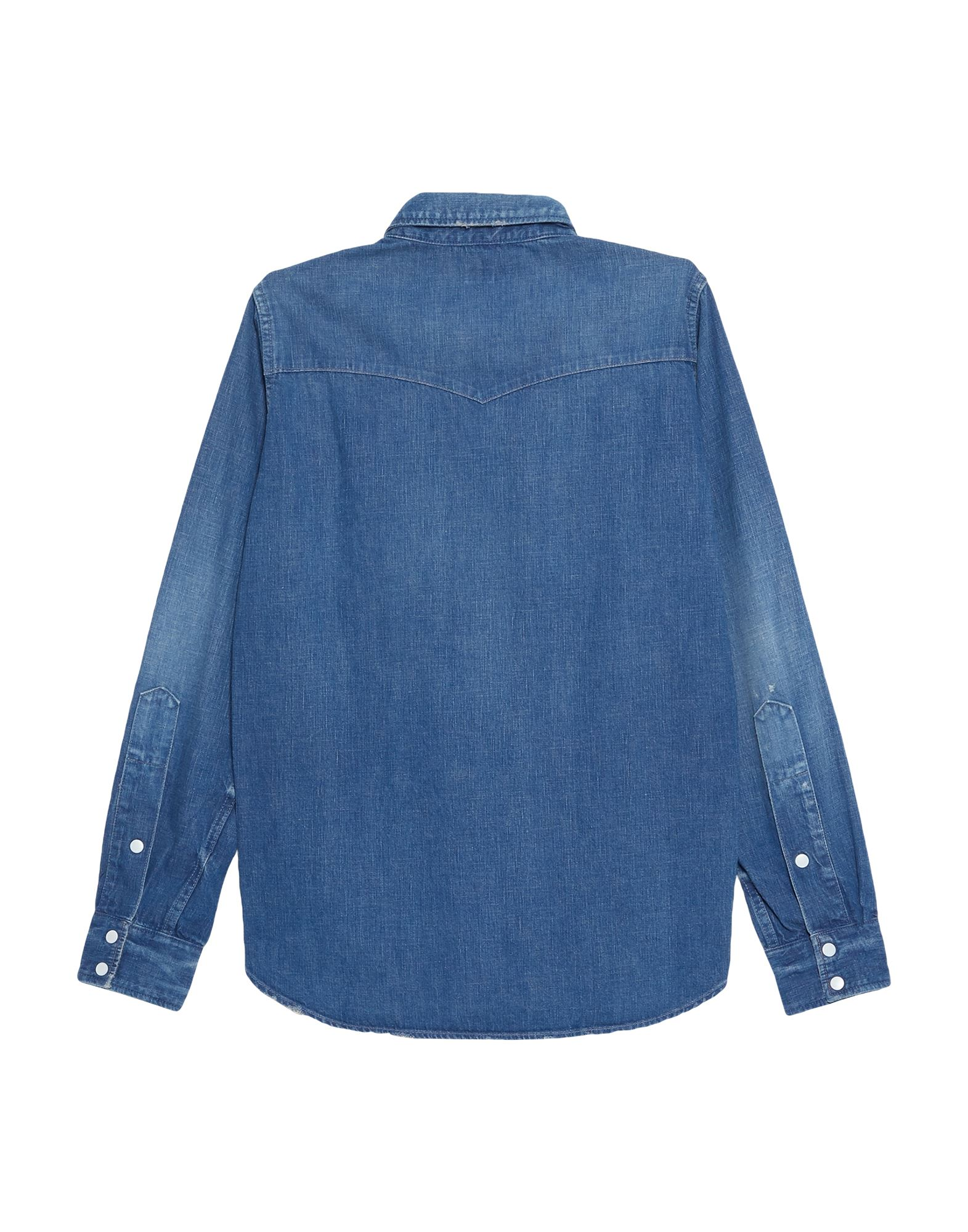 Camicia Jeans Chimala Chimala Jeans Uomo - 42653521UC d40a79