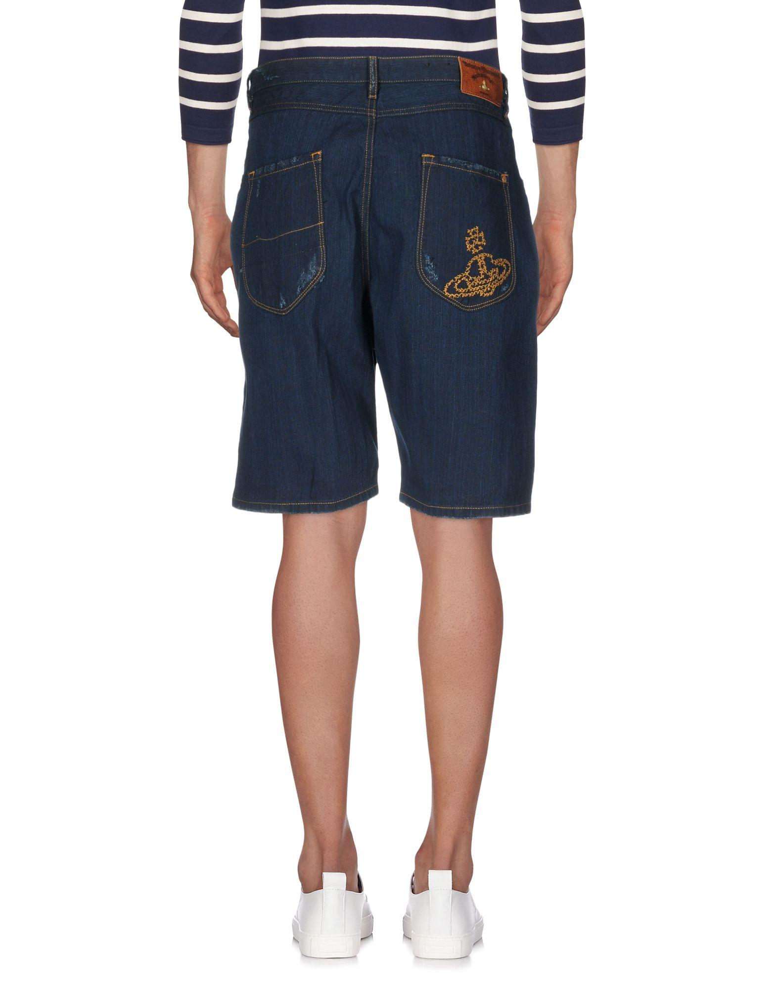 Shorts Jeans Vivienne Westwood Anglomania Anglomania Anglomania Uomo - 42653761QF 2c308f