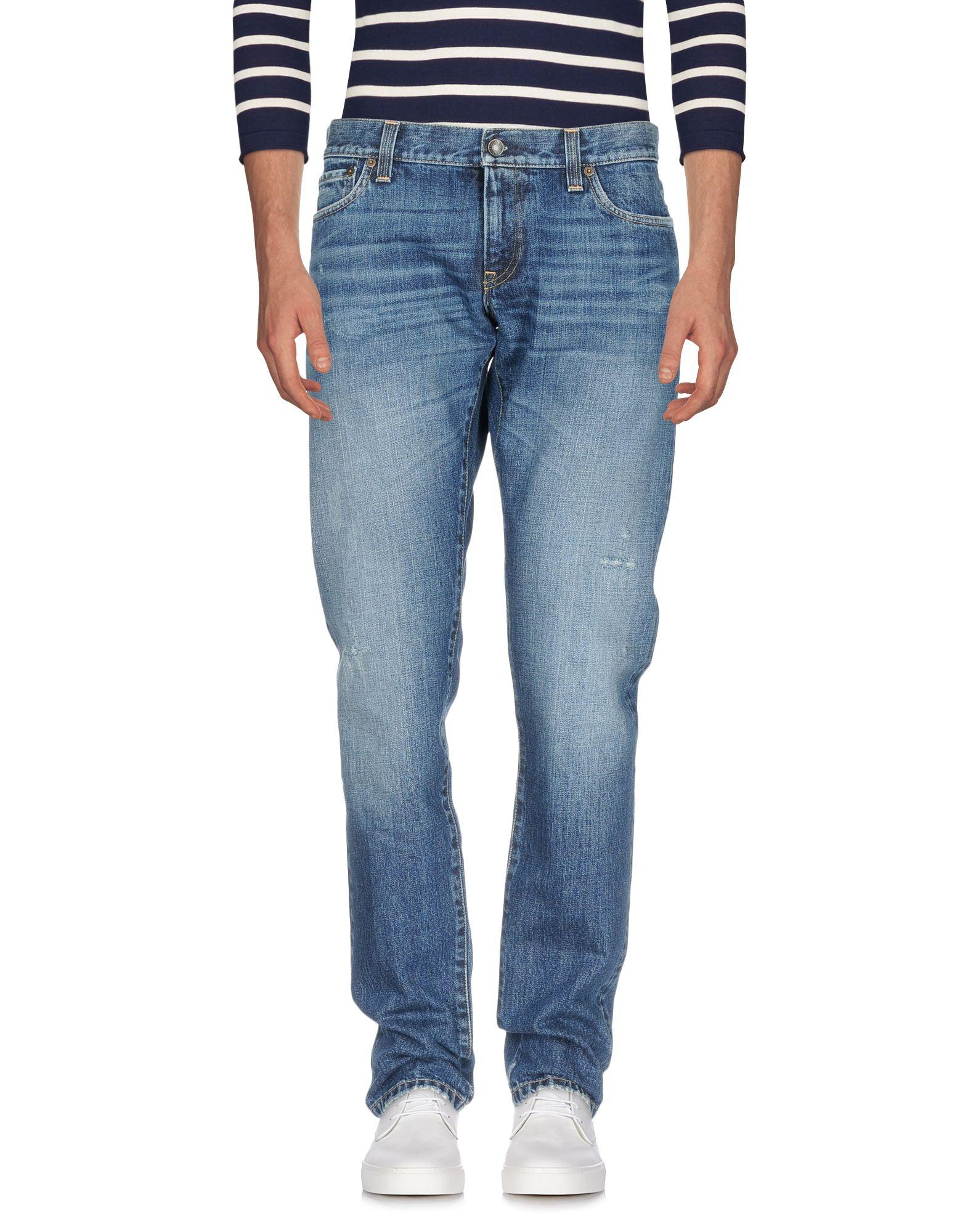 Pantaloni Jeans Dolce & Gabbana Uomo - Acquista online su