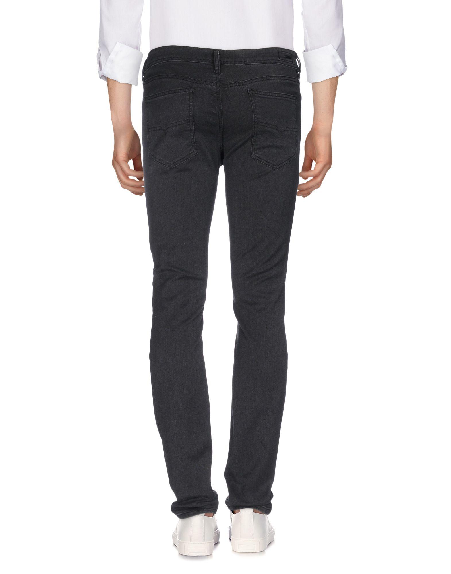 Pantaloni Jeans Diesel Uomo 42654336PE - 42654336PE Uomo 077977